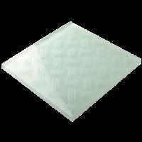 White 150x150x12 Trinity