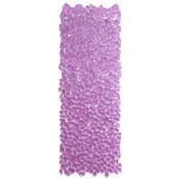 Lilac Raindrop 4E Border Glossy