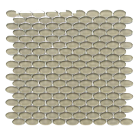Rawsilk Oval 33x18 Glossy