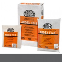 Flexible Smooth Grout Charred Ash 20 kg