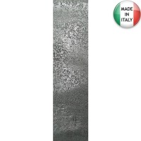 ITALIAN METALLIC Porcelain Grigio Fumo 600x150