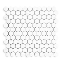 Hexagon 25x25 Glossy