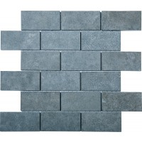 Bluestone 100x50 Flamed
