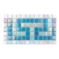 Pool Glass PIB-002A Border