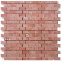 Rojo Alicante Brick 32x15 Polished