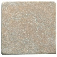 Marble Tile Timer Brown  Tumbled