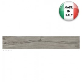 ITALIAN Timber Porcelain - Grey 1200x200 Rough