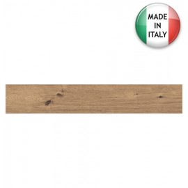 ITALIAN Timber Porcelain - Nut Brown 1200x200 Rough