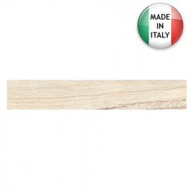 ITALIAN Timber Porcelain - White 1200x200 Rough